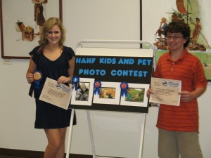 Kids'N Pets Photo Contest Winners