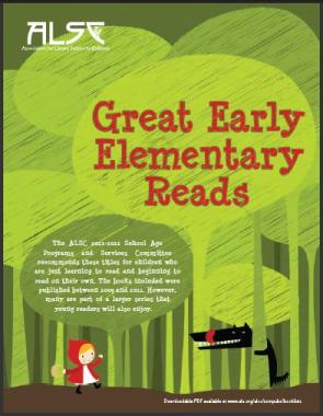 Great Early Elementary Reads